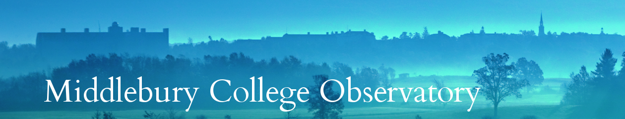 Middlebury College Observatory