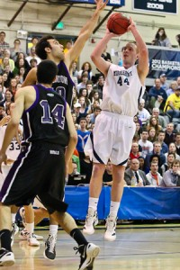 Peter Lynch is a great low post scorer and could have a big game if Wesleyan opts not to double team him in the post.