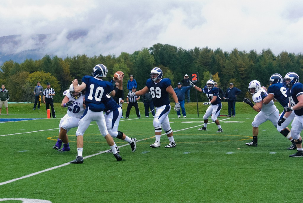 Will last year's 24-3 Middlebury victory provide the road map to today's game?