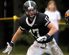 Much will be asked of Bowdoin linebacker Joey Cleary Saturday