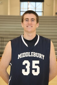Ryan Sharry, #35 Middlebury College