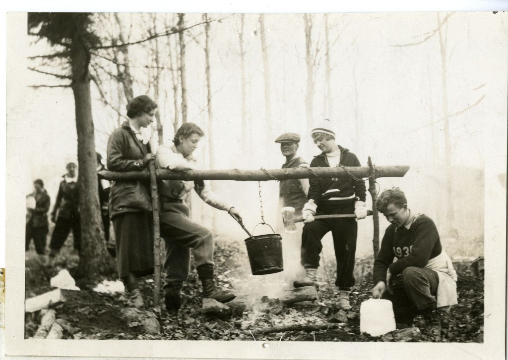 Middlebury College Mountain Club, 1932