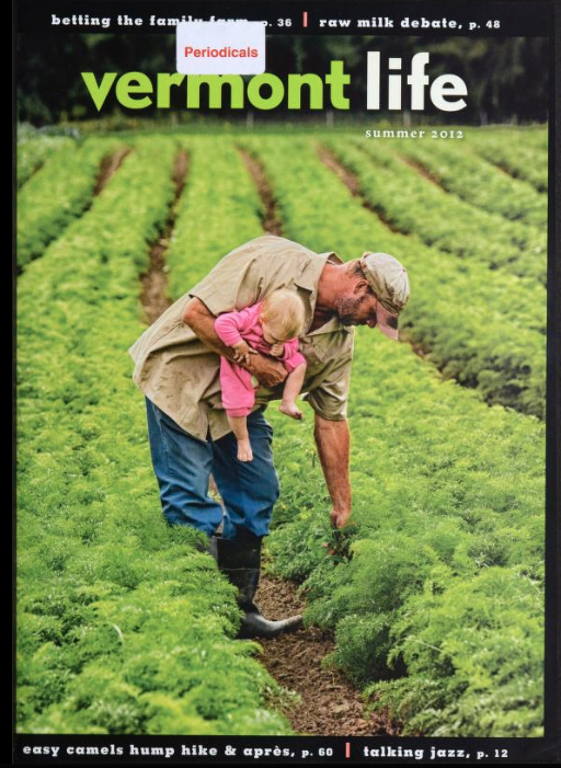 Vermont Life Magazine Subscription Discount 20% | Magsstore