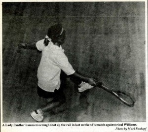 A photo from the Middlebury Campus on January 19th 1990 (page 16).
