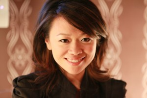 Claudia chan headshot