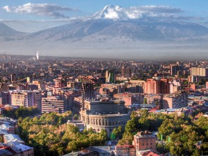 Yerevan-Armenia-view