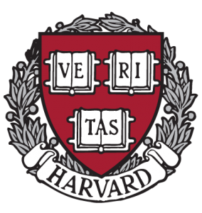 "The Harvard University Seal. the Latin word ""Veritas"" directly translates to ""Truth"""