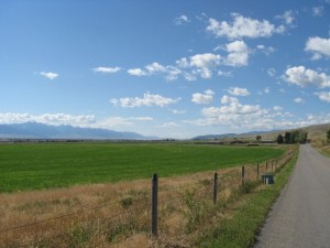 The Madison River Valley