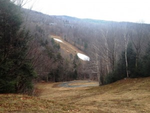 Snowmaking Futility
