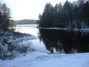 Early Winter at Silver Lake