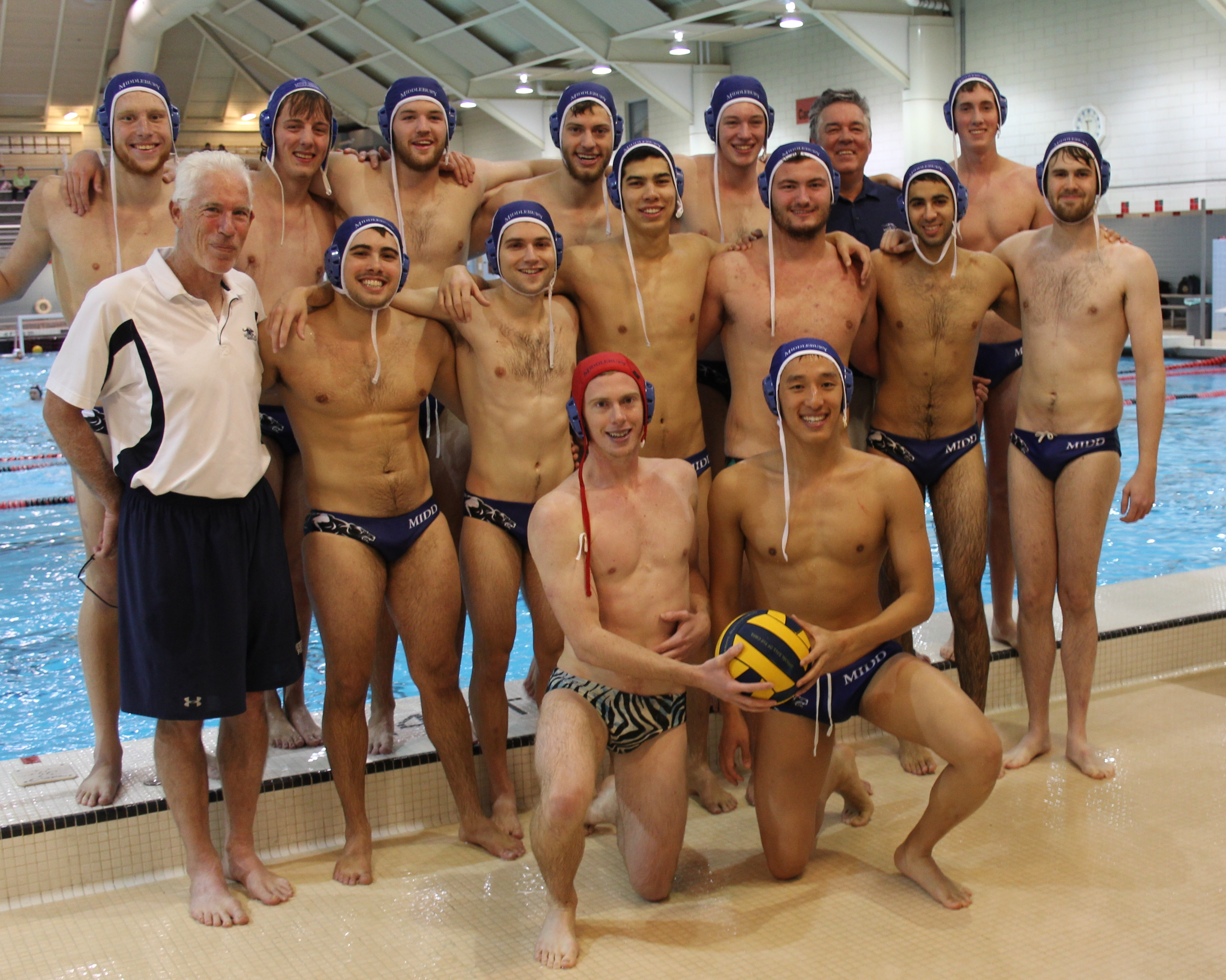 Middlebury Ends 1st Place in Division III Club New England Division