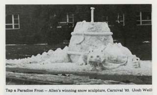 Winter Carnival Program- 1984 page 4