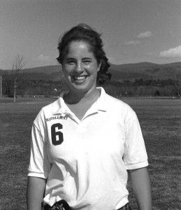 Heidi Howard - star field hockey and lacrosse player