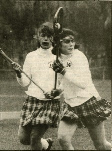 The Middlebury Campus 1988 April - senior co-captain Megan Kemp '88 led her team to victory