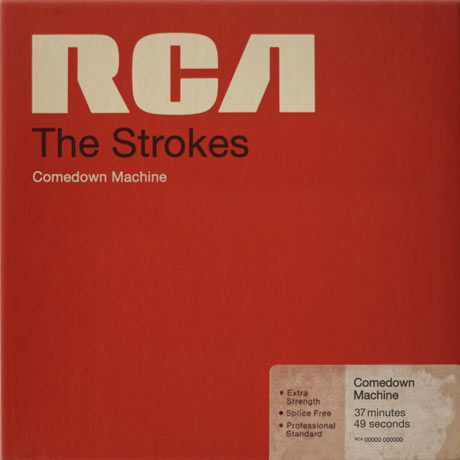 The Strokes, Comedown Machine