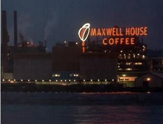 Maxwell House Coffee Factory, Hoboken Waterfront circa 1970s