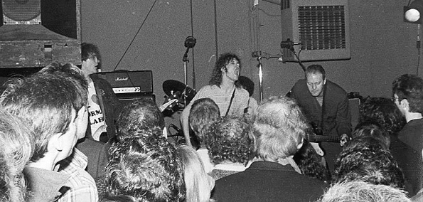 The Replacements @ Maxwell's